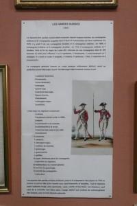 Composition d'un régiment