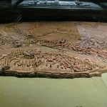 Plan-relief de Blaye (Gironde)
